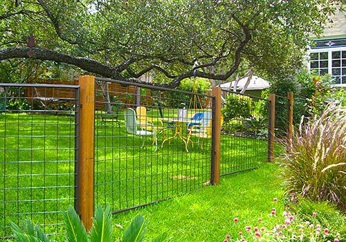 Austin Bull Panel Fencing Installation
