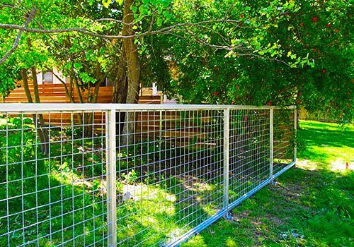 Austin Bull Panel Fencing Builders