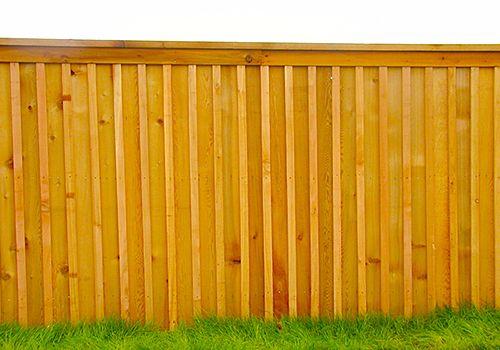 Austin Custom Wood Residential Fencing