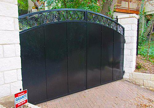 Austin Electric Gate Builders