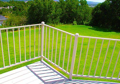 Austin Handrail Fencing Installation