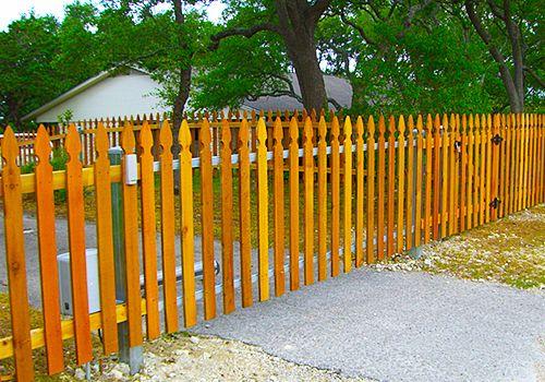 Austin Fence Installation Company Capitol Fence