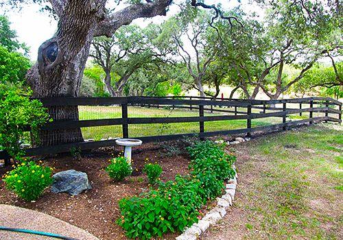 Austin Ranch Fencing Contractors