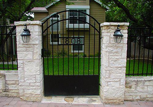 Austin Walk Gate Builders
